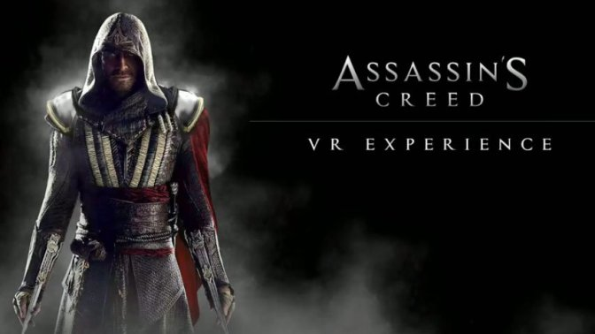 Assassin's Creed Getting A VR Experience