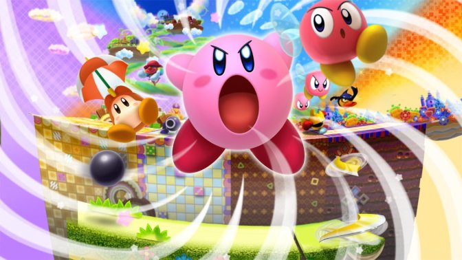 A New Kirby Game Is Coming To 3DS