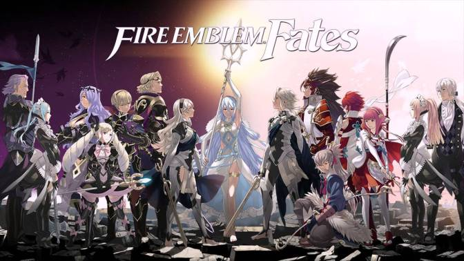 Fire Emblem Fates Given European Release Date