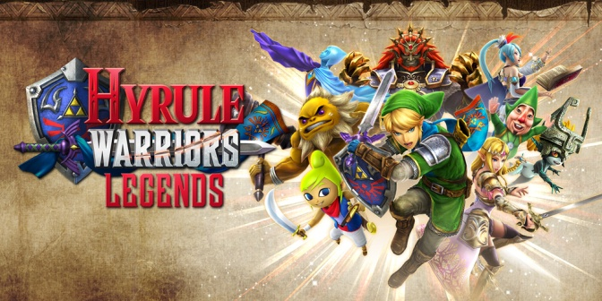 Go Play Hyrule Warriors Legends Now