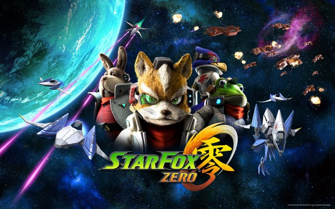 New Star Fox Zero Details